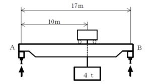 31 40 6 300x168 - 問31~問40 クレーンの運転の力学の知識/クレーン・デリック運転士